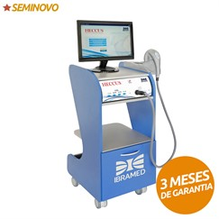 Heccus (seminovo) - Tratamentos estéticos, terapia combinada (correntes elétricas, ultrassom) - Ibramed