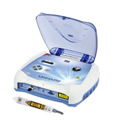 Laserpulse com caneta 830NM p/ Laserterapia e Laseracupuntura