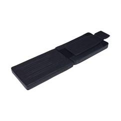 Esteira Massageadora para Shiatsu -  Função vibratória e travesseiro para acomodar a cabeça