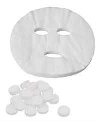 Máscara desidratada com 36 unidades