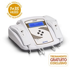 Vênus Sigma - Sistema Multifuncional Laser e LED ideal para clínicas de estética, dermatológicas e fisioterapêuticas - MMO
