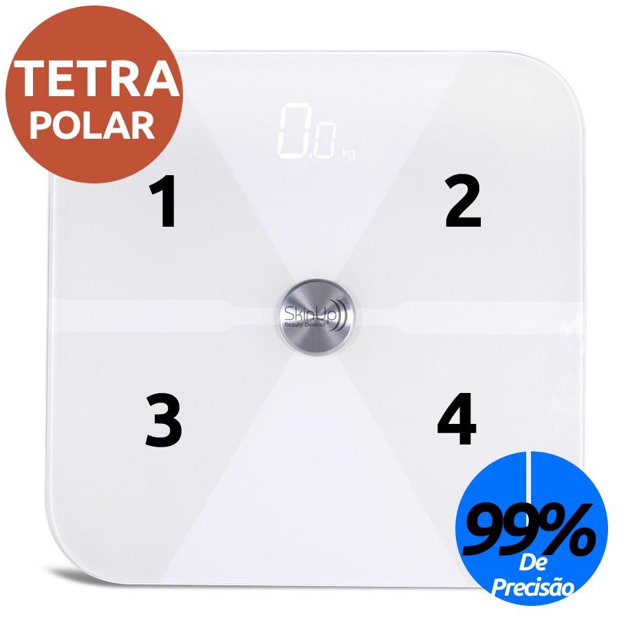 Tecnologia Tetra Polar, 99% de precisão