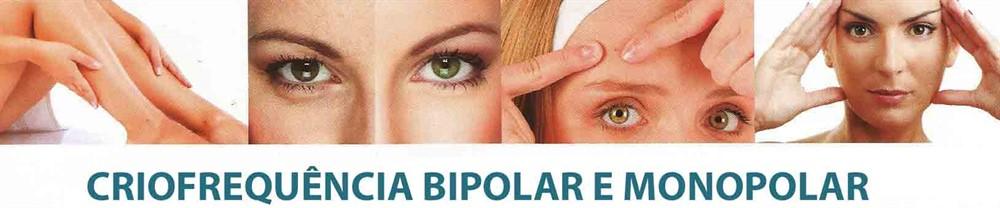 Criofrequência Bipolar e Monopolar
