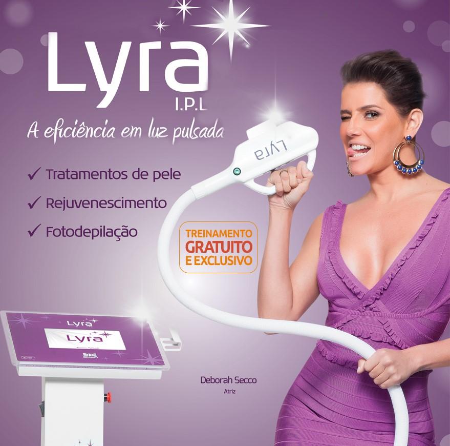 Lyra equipamento de luz intensa pulsada ibramed comprar pre o s o paulo - Luz pulsada en casa ...