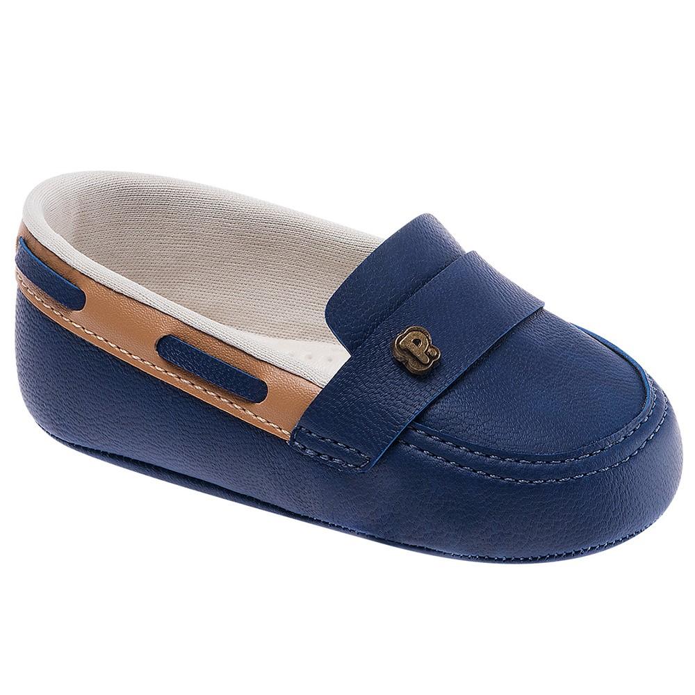 e3fc02e89d Sapato Bebê Pimpolho Marinho 16 a 19 - comprar - preço rio de janeiro