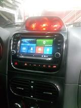 CENTRAL MULTIMÍDIA AIKON S90 - FIAT STRADA SIENA PALIO WEEKEND IDEA - 2013 EM DIANTE