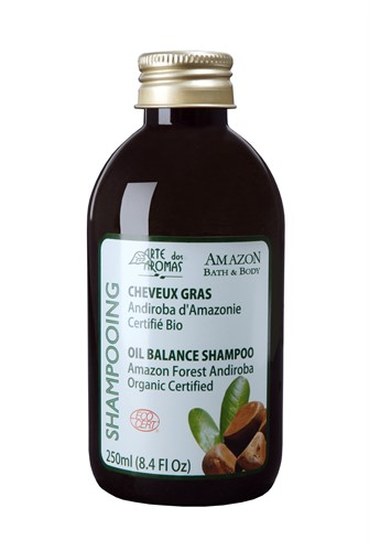 Shampoo de Andiroba - 250 mL