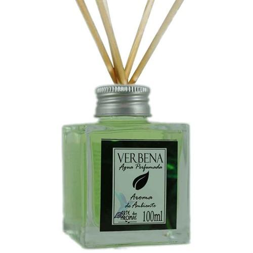 Aroma de Ambiente Verbena com varetas - 100ml