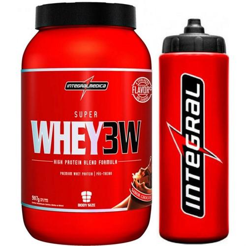 Super Whey 3W - 907g - Integralmedica