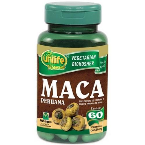 Maca Peruana com Vitamina C e Zinco