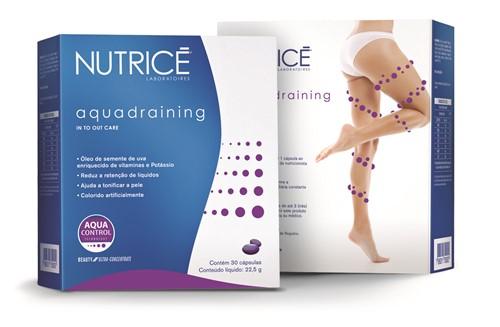 Aquadraining anti-edema