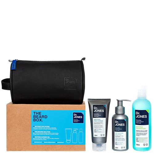 The Beard Box - Kit + Necessaire