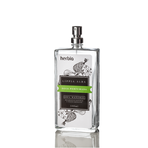 Água Perfumada Orgânica Lippia Alba - 100 mL