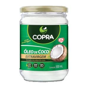 Óleo de Côco Extra Virgem - 500ml