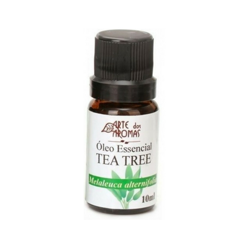 Óleo Essencial Tea Tree (Melaleuca alternifolia) - 10ml