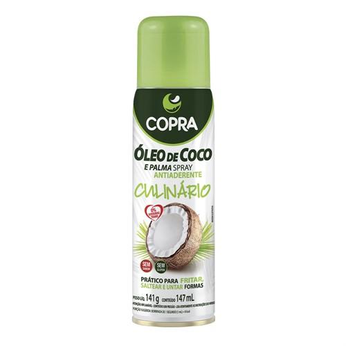 Óleo de Coco Spray - 147ml