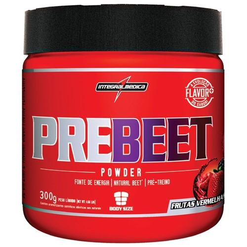 PreBeet Powder - Frutas Vermelhas - 300g