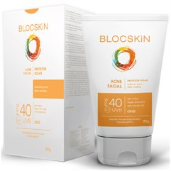 Blocskin FPS 40 Acne - 80g