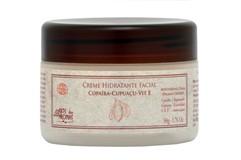Creme Facial Orgânico - Copaiba & Tea Tree - 50 g
