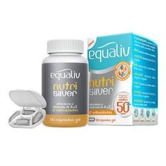 Nutri Silver Polivitamínico - 60 cápsulas