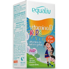 Vitamina D Kids - Equaliv