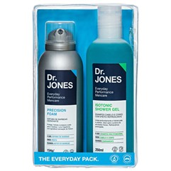 The Everyday Pack - Dr. Jones Men Care