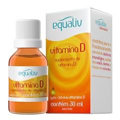 Vitamina D Pura 200 UI (5 mcg) - 30 mL