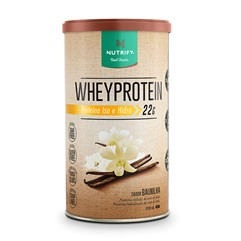 Whey Protein Isolada e Hidrolisada - Nutrify