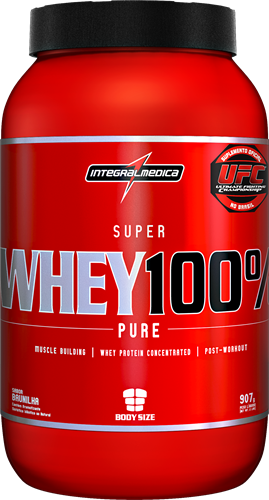 SuperWhey 100% Pure
