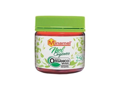 Mel Natural e Orgânico - Minamel