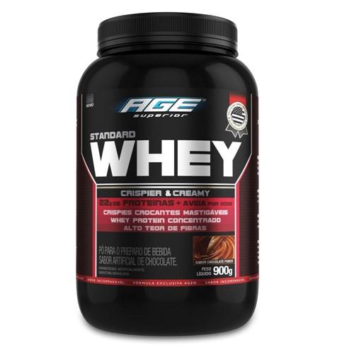 Whey Protein Crispier & Cream Age