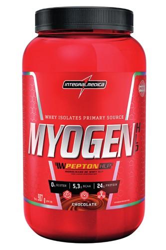 Myogen HLP Whey Isolates - Grátis Squeeze
