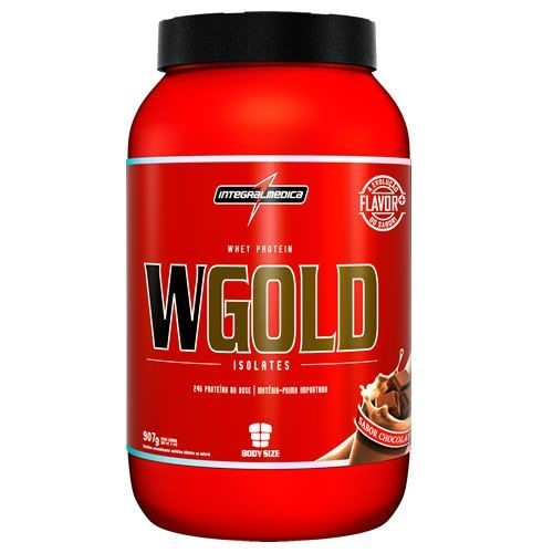 WGold Whey Protein