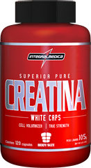 Superior Pure Creatine - Cápsulas