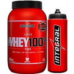 SuperWhey 100% Pure