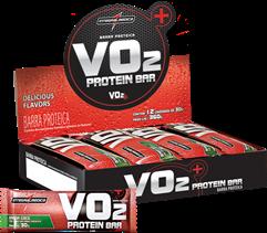 VO2 Protein Bar