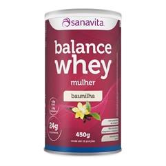 Balance Whey Mulher - 450g
