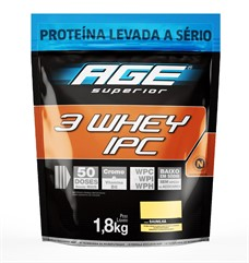 3 Whey IPC Pouch - 1,8 kg