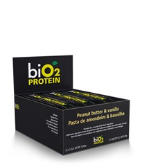 BiO2 Protein Bar - Display 12 un. x 40g