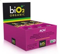 BiO2 Organic - Display 12 un. x 25 g