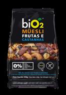 BiO2 Müesli (vários sabores) - 250 g