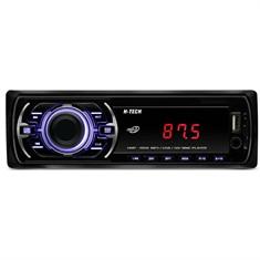 Auto Rádio Htech HMP-1000 - Entrada Auxiliar/USB/SD Card