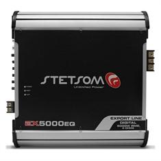 Modulo Amplificador Stetsom Ex5000 Eq 5000w Rms 5k 2 Ohm