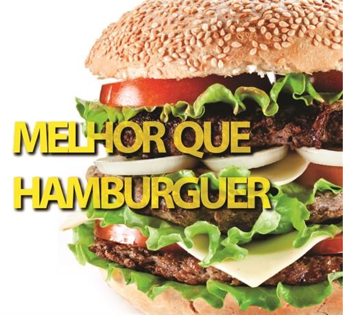 CD Bíblia Falada Melhor que hambúrguer