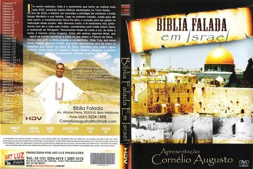 DVD Bíblia Falada em Israel