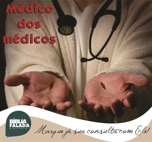 CD Bíblia Falada Médico dos médicos