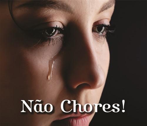 CD Bíblia Falada Não chores