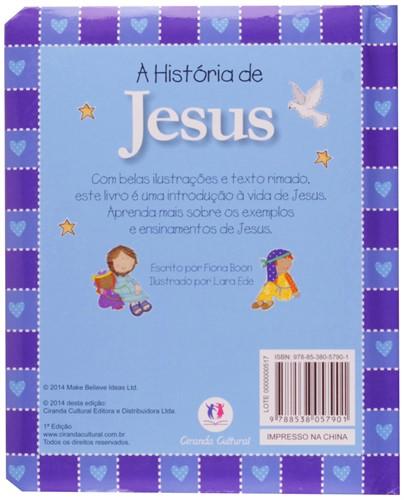 A História de Jesus