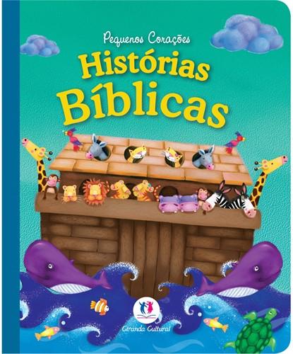 Pequenos Corações – Histórias Bíblicas Noé