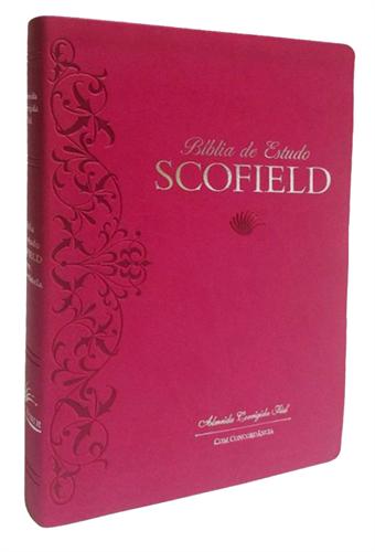 Bíblia de Estudo Scofield Concordância Cereja